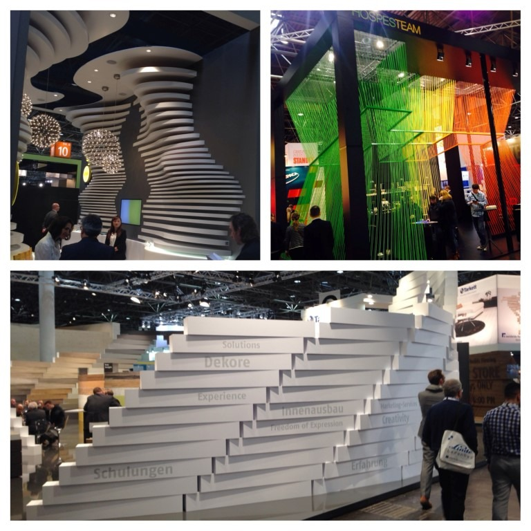 Expo Stands at EuroShop