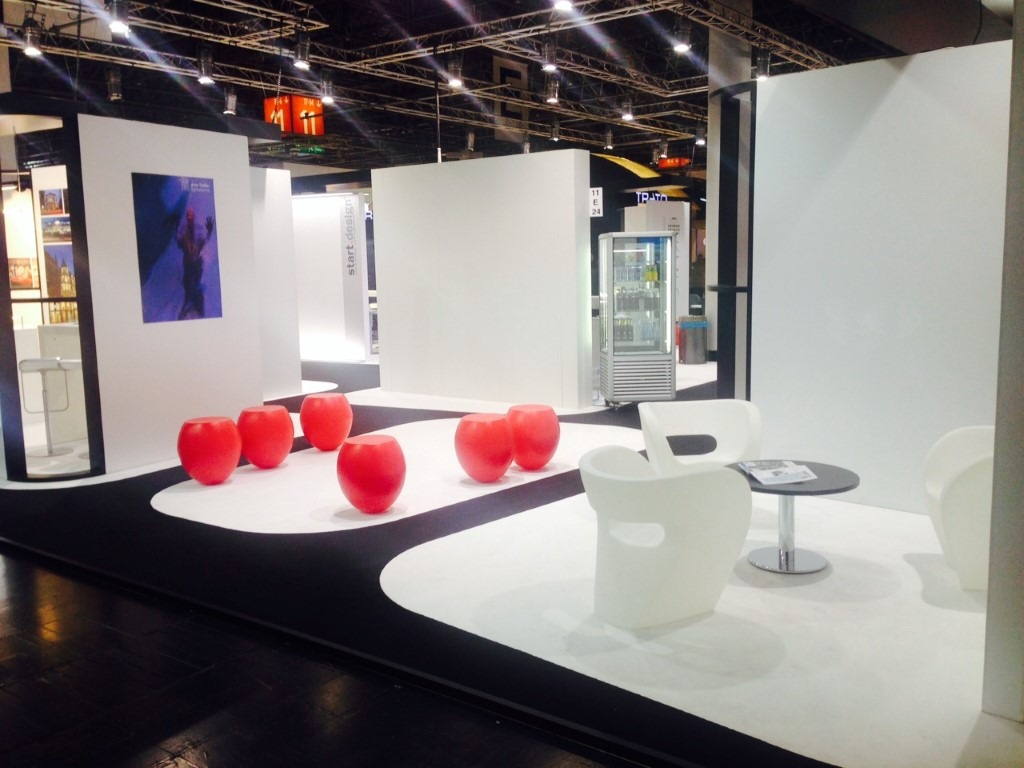 Furniture for Exhibition Stands
