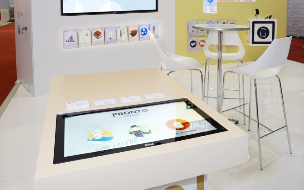 The Beginners Guide to Touch Screens for Exhibitions
