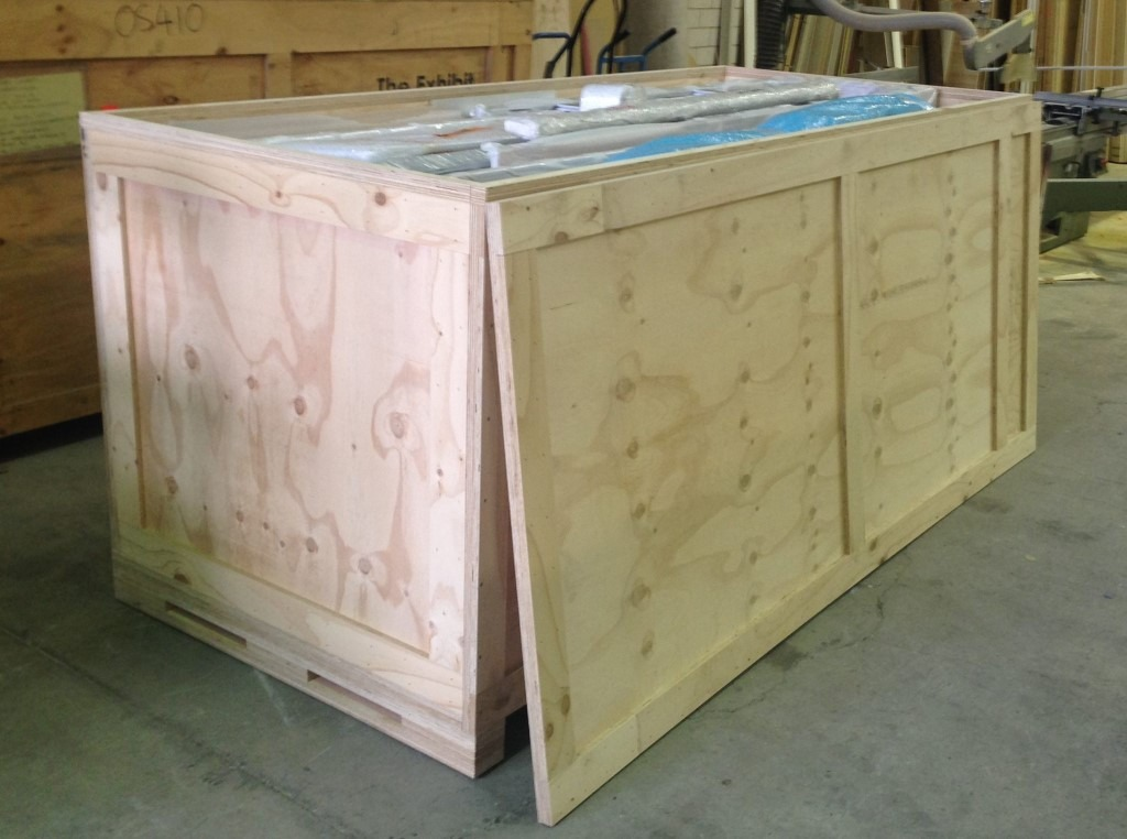 Exhibition Stand Crate