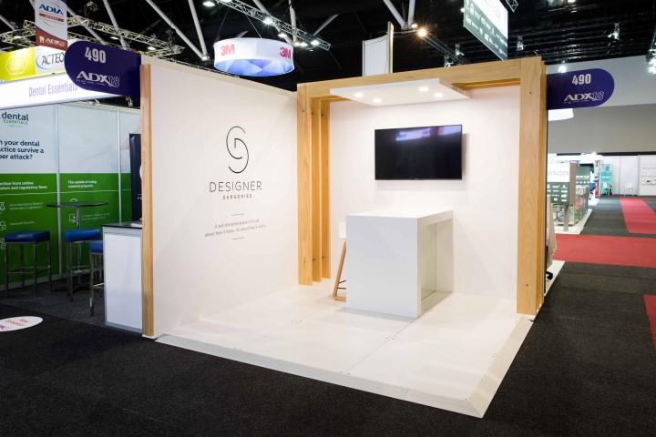 Custom Trade Show Booth Modular Exhibition Stands Sydney Australia